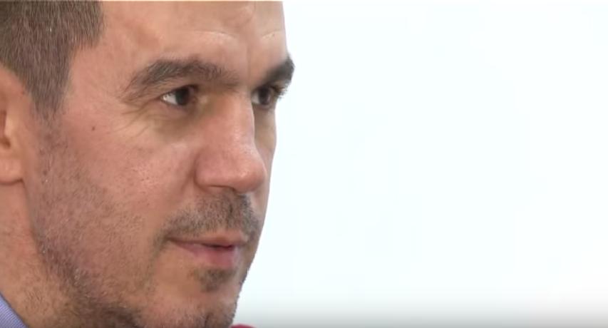 Mihai Leu a acceptat provocarea medicului specialist geriatru Cristina Popescu